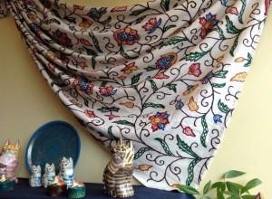 カシミール刺繍3