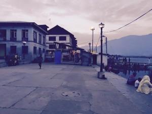 カシミール風景